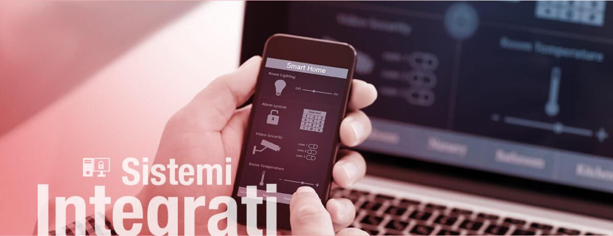 sistemi integrati di gestione e supervisione degli allarmi